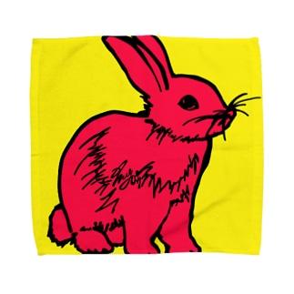 うたたん@カラフルB Towel handkerchiefs