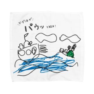 paupau Towel handkerchiefs