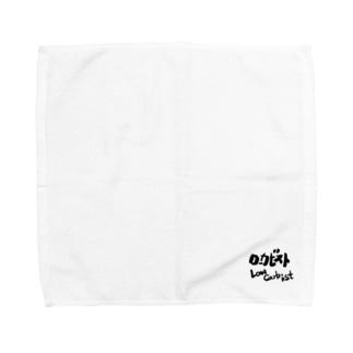 ロカビスト Towel handkerchiefs