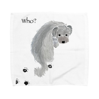 who? Towel handkerchiefs