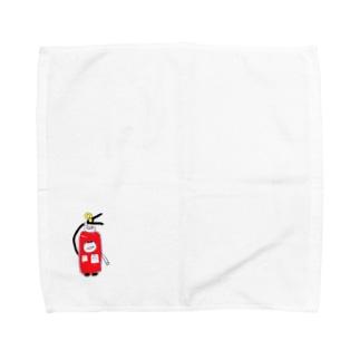 消化器くん Towel handkerchiefs