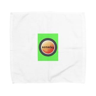 ストリート系 someday  Towel handkerchiefs