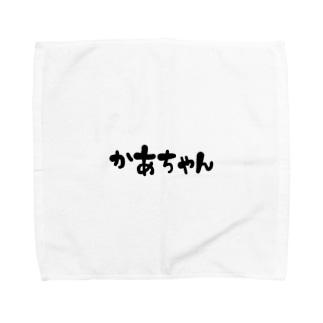 かあちゃん Towel handkerchiefs