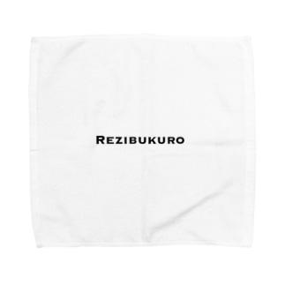 MaaaasのRezibukuro Towel handkerchiefs