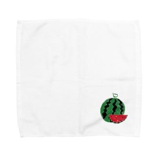 すいからぶ Towel handkerchiefs