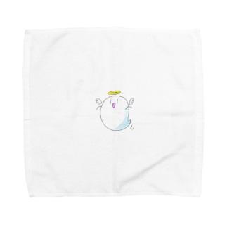 通訳ちゃん Towel handkerchiefs