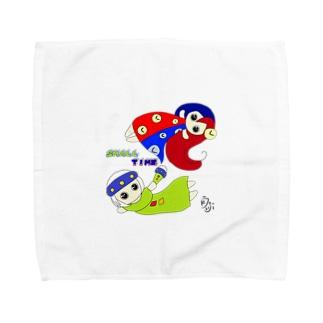 ドラいぶ擬人化コスプレ Towel handkerchiefs