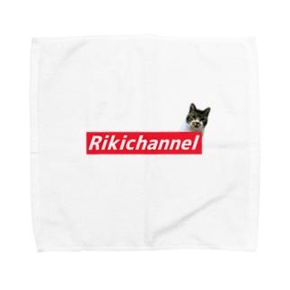 リキちゃんBOXROGOシリーズ Towel handkerchiefs
