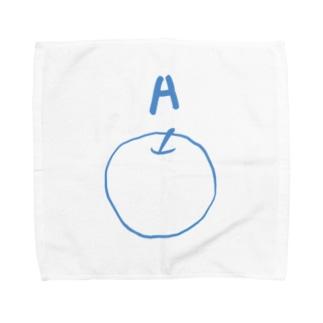 [A]APPLE Towel handkerchiefs