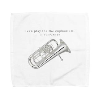 ユーフォニアム吹けます Towel handkerchiefs