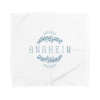 アナハイム Anaheim Towel handkerchiefs