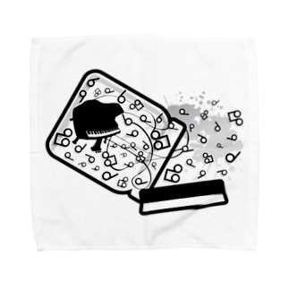 Flabby_Expression Towel handkerchiefs
