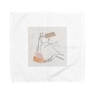nagame Towel handkerchiefs
