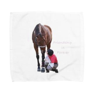 永遠の友情グッズ Towel handkerchiefs