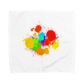 ビチャーン Towel handkerchiefs