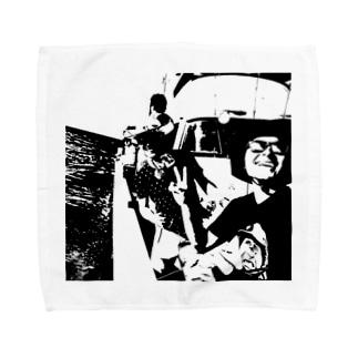 逃した魚は大きい Towel handkerchiefs