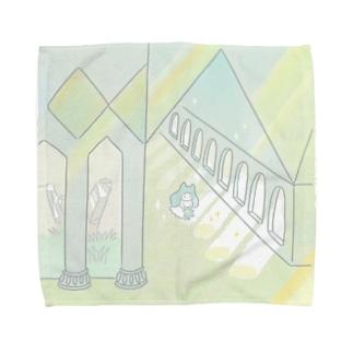 回廊 Towel handkerchiefs