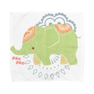 pao asia Towel handkerchiefs