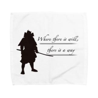 為せば成る Towel handkerchiefs