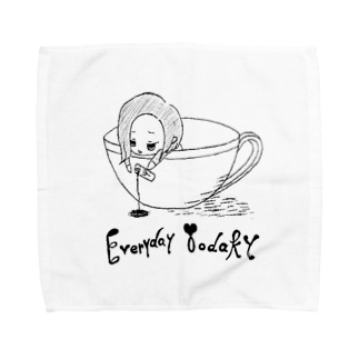 Everyday Yodaky Towel handkerchiefs