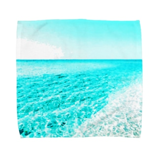 Danke Shoot Coffeeの台南の海 Towel handkerchiefs