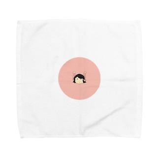 鴇胡 Towel handkerchiefs
