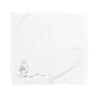 宇宙飛行士 Towel handkerchiefs