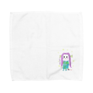 とみびえ Towel handkerchiefs