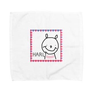 はるくん はるちゃん 専用 Towel handkerchiefs