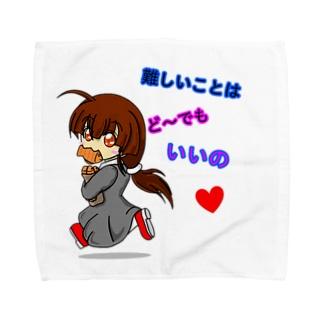 愛娘(仮):たい焼き Towel handkerchiefs
