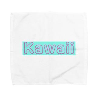 Kawaii Towel handkerchiefs