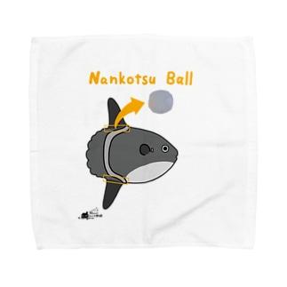 マンボウの軟骨ボール Towel handkerchiefs