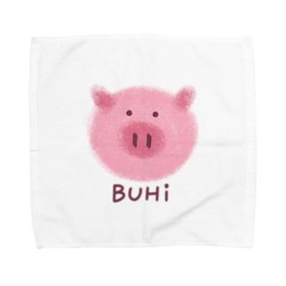 BUHi(ブヒ) Towel handkerchiefs
