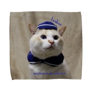 水兵 珀ちゃん Towel handkerchiefs