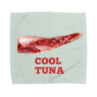 COOL TUNA Towel handkerchiefs