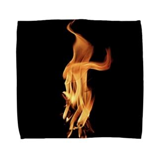 ファイア Towel handkerchiefs