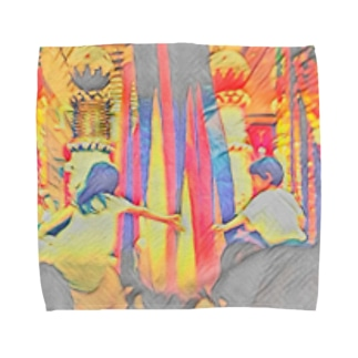 七夕 Towel handkerchiefs