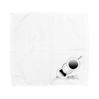 Stylish3色DANGO Towel handkerchiefs