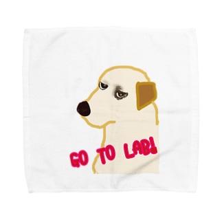Go to LAB Towel handkerchiefs