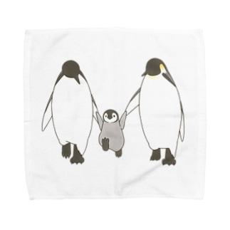 手つなぎブランコ Towel handkerchiefs