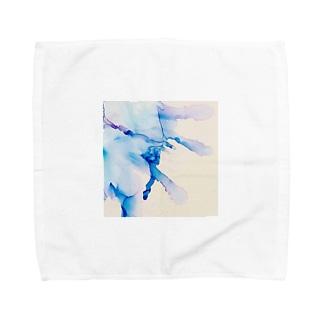 海 Towel handkerchiefs