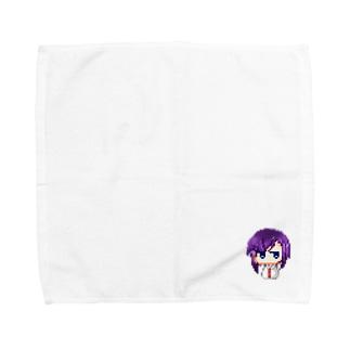 先輩のお姉様 Towel handkerchiefs