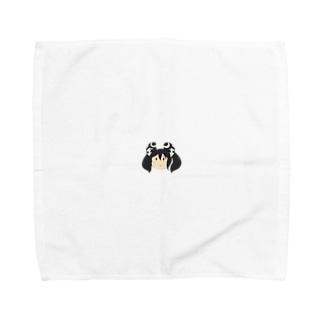 蝶代 Towel handkerchiefs