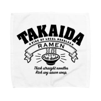 高井田ラーメン Towel handkerchiefs