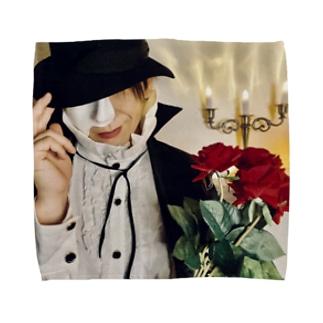 怪人グッズ Towel handkerchiefs