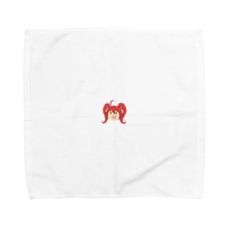 叶恵 Towel handkerchiefs