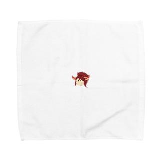 朱遠 Towel handkerchiefs
