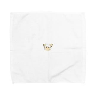 司彩 Towel handkerchiefs