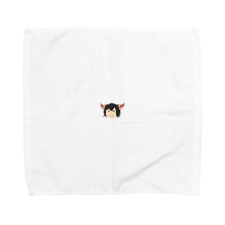 廉 Towel handkerchiefs