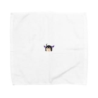 楝 Towel handkerchiefs